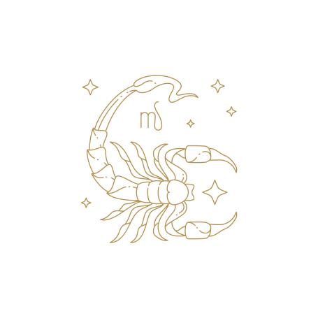 Signo del zodiaco Escorpio horóscopos