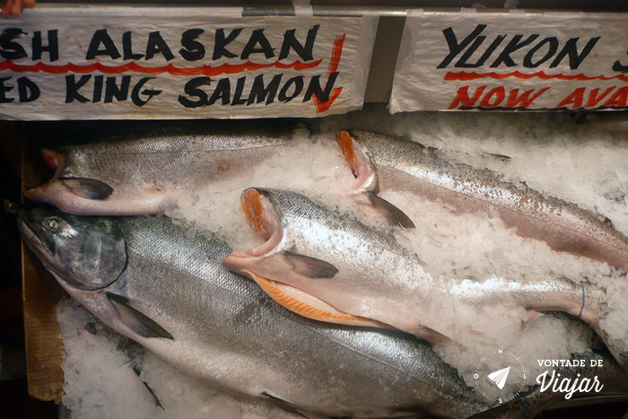 Seattle - Peixes Pike Place Market