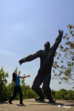 Budapeste - Monumento comunista Memento Park