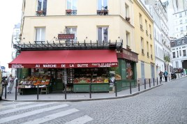 Filmes - Paris - Amelie - Maison Collignon