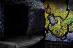 Pinturas nas paredes