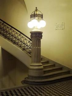Hall dos elevadores