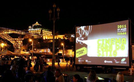 Porto - Cinema fora do Sitio - Ribeira de Gaia