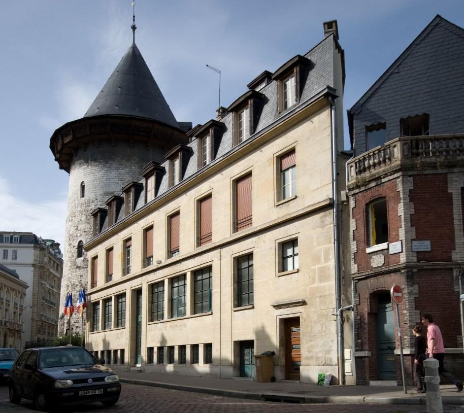Torre Joana D'Arc