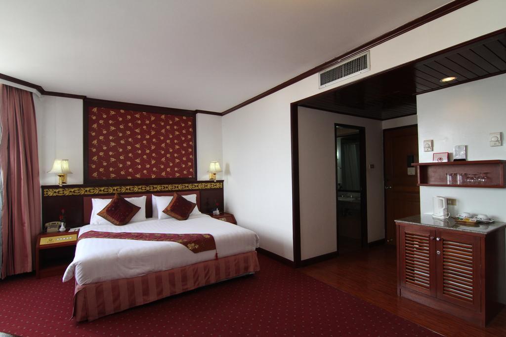 Hoteis Sudeste Asiatico - Wangcome Hotel Chiang Rai