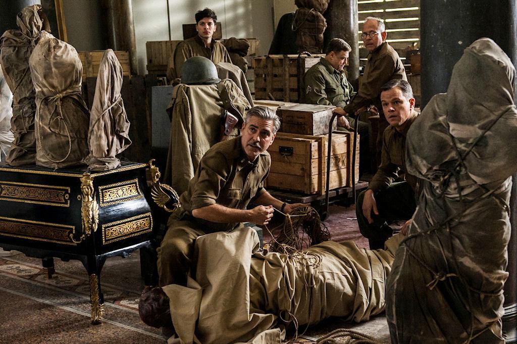 Monuments Men - Historiadores convocados para a Guerra