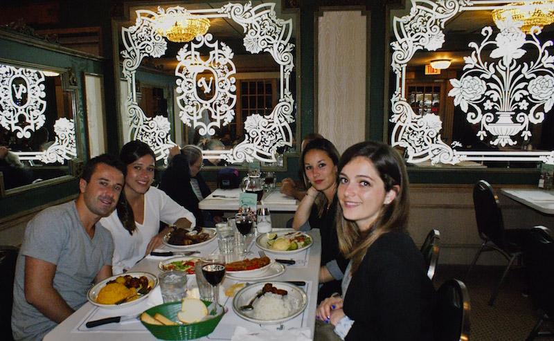 Miami - Filme Chef - Restaurante Cubano em Miami Versailles