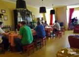 Onde ficar em Lisboa - Cozinha do albergue em Lisboa
