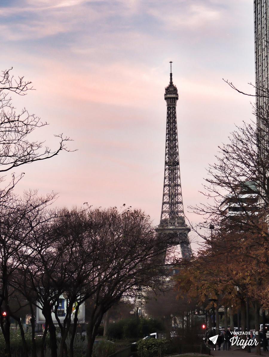 Vistas de Paris - Avenida President Kennedy