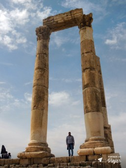 Ama Jordania - Templo de Hercules