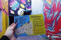 Street art em Montevideu - Festival de arte urbana