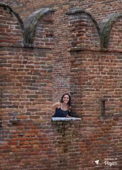 O que fazer em Verona Italia - Castelvecchio Castelo muralha em M
