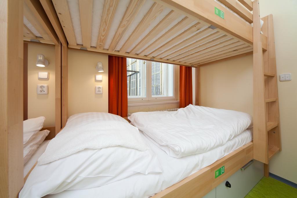 Onde ficar em Praga - Hostel Ananas
