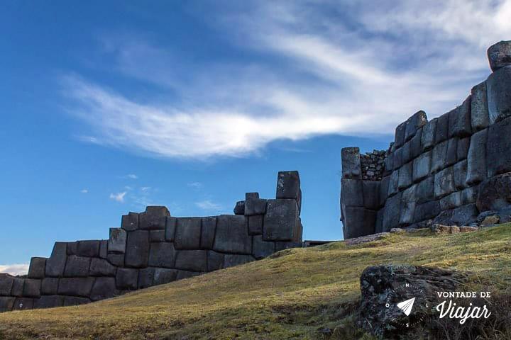 O que fazer em Cusco Peru - City Tour em Cusco ruinas incas - Foto Klecia Cassemiro