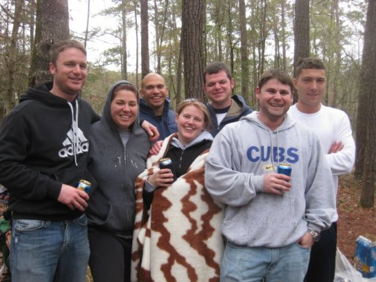 Campout Class of 2010