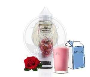 Milky Rose Syrup Compagnie & Co
