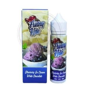 Blueberry Ice Cream white Chocolate