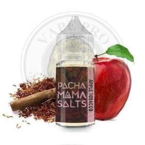 Apple Tobacco Salt Nic by Pachamama, 30ml, 25mg