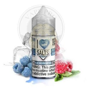 Blue Raspberry ICE By I Love Salts