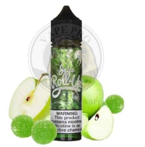 Green Apple By Roll Upz