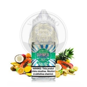 Tropical fruits Salt By dinner Lady