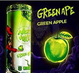 Green Ape Nasty Juice