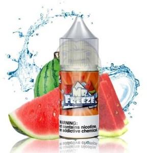 Watermelon Frost Saltnic By Mr Freeze