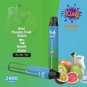 Kief Switch Disposable Pod