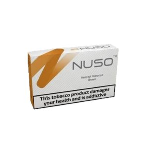 NUSO Brown Packet