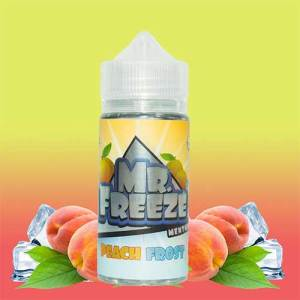 Peach Frost By Mr Freeze