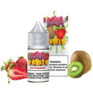 Killa Fruits Kiwi Strawberry Salt