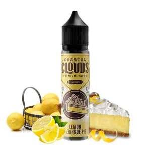 Lemon Meringue Pie - Coastal Clouds