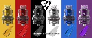Manta Tank SubOhm By Advken