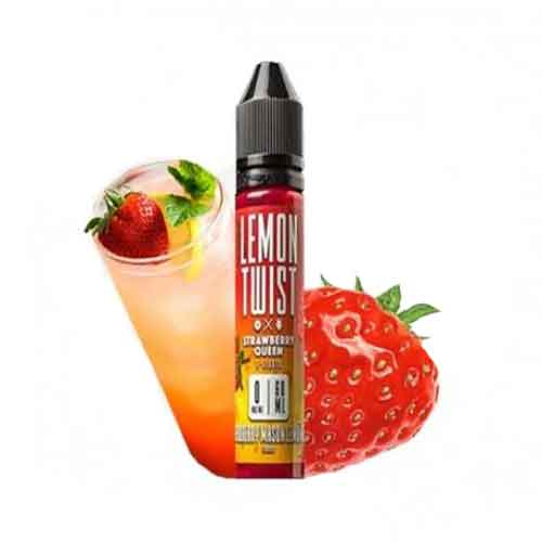 Strawberry Mason Lemonade Salt