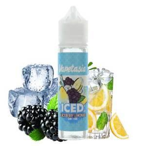Vapetasia Blackberry Lemonade Iced