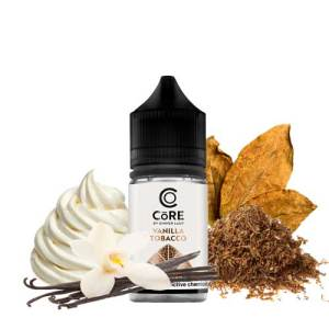 Vanilla Tobacco Salt – Core Dinner lady