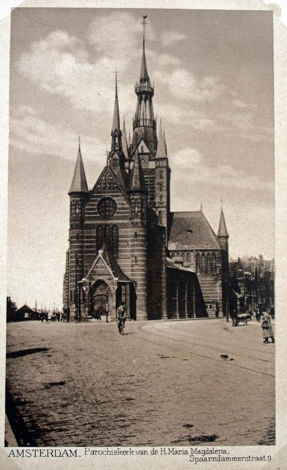 Spaarndammerbuurt, Amsterdam
