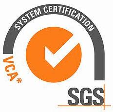 SGS VCA logo