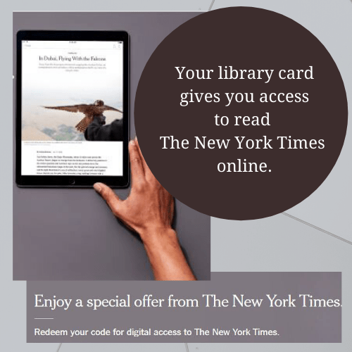 You can read The New Times online.