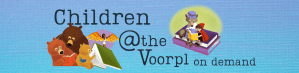Children at the Voorheesville Public Library