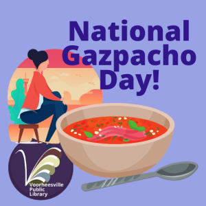 National Gazpacho Day. 12.6.2020