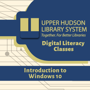 UHLS. Introduction to Windows 10. March 11, 2021