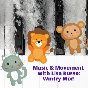 Music and Movement with Lisa Russo
