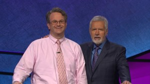 I Lost on Jeopardy
