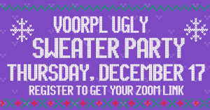 Ugly Sweater Party. December 2020