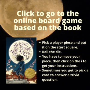 The Girl Who Drank the Moon Board Game
