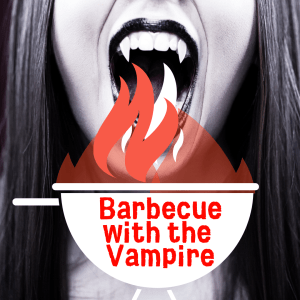 Teen Mystery Party: Barbecue with the Vampire Sunday, October 17 • 1:00 - 4:00 pm
