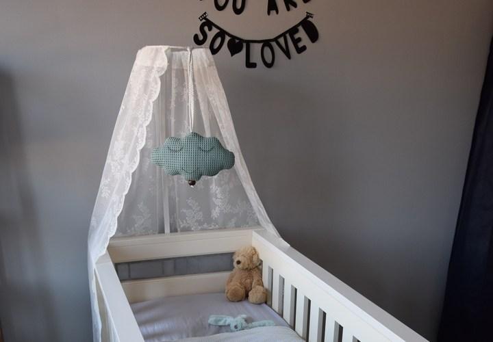 babykamer zeegroen