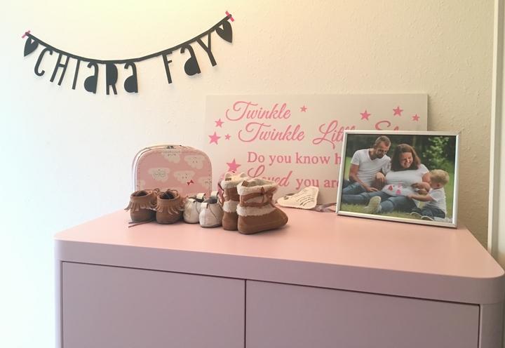 kleine babykamer