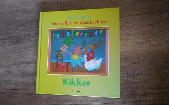 voorleesboek